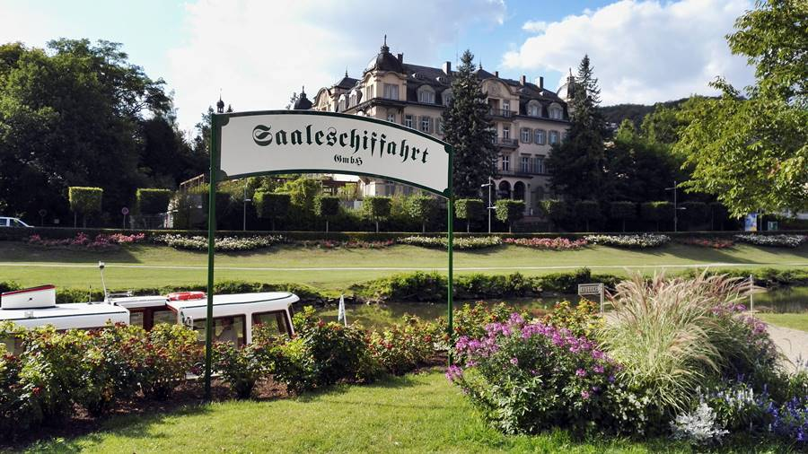 Enkelt Bad Kissingen
