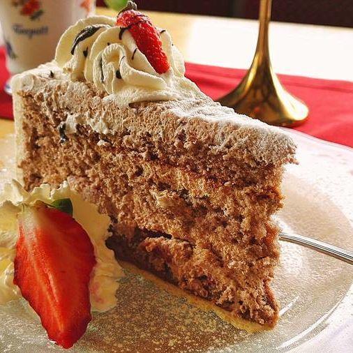 Cafe Rhönlerche - Torten & Kuchen