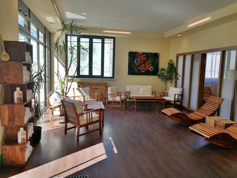 Hotel rh ner botschaft dermbach rh n sauna dampfbad for Appart hotel saran