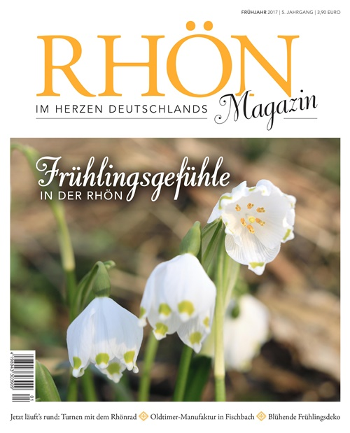 Cover Rhön Magazin