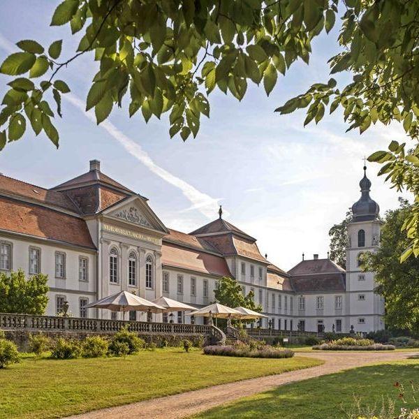 Schloss Fasanerie Andreas Von Einsiedel Terrasse