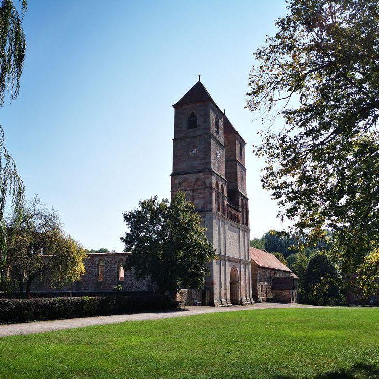 Kloster Veßra Rhoentravel 1