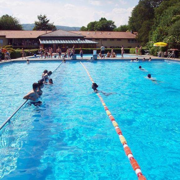 Freibad Fladungen Schwimmerbecken