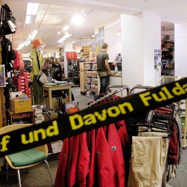 Auf und Davon | Outdoor Ausrüster – Fulda