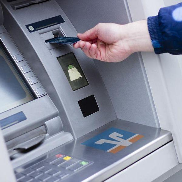 Geldautomat VR Bank Fulda – Hellstein
