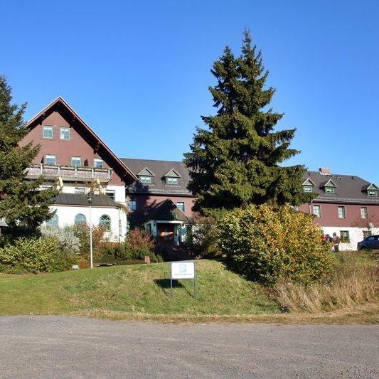 Hotel Eisenacher Haus Eingang