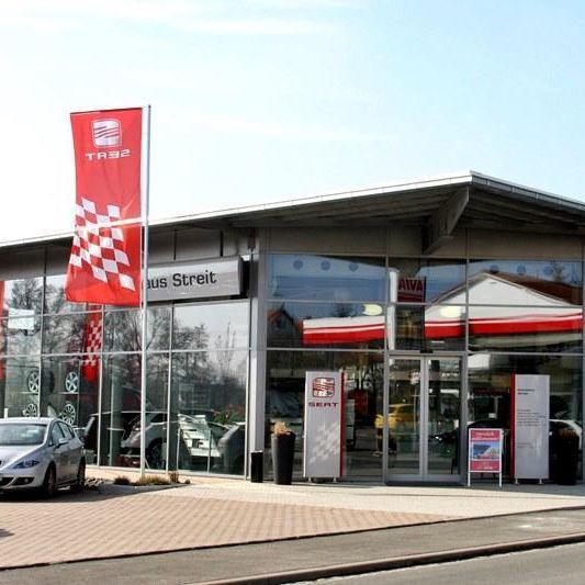 Seat Streit Autohaus – Ostheim/Rhön