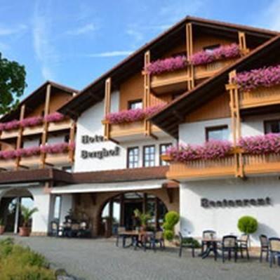 Berghof Almendorf Haus