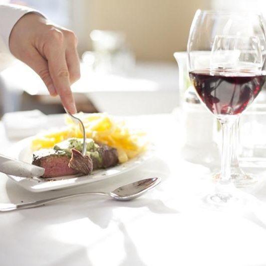Kiesbergquelle Steak