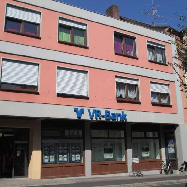 VR-Bank Bad Kissingen - Münnerstadt - Geld abheben in ...
