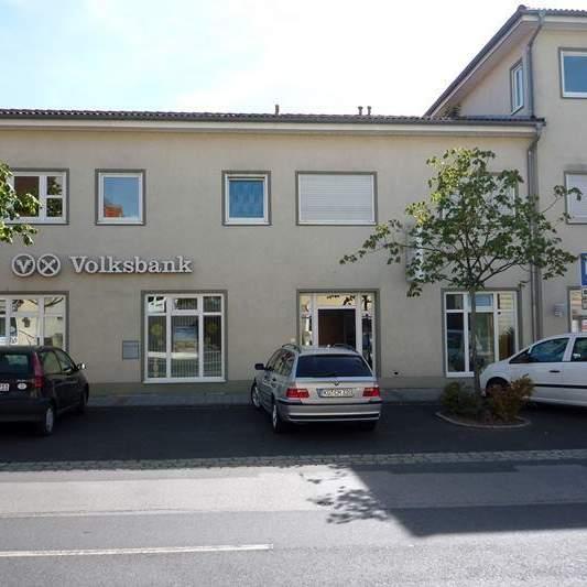 VR-Bank Bad Kissingen - Steinach - Geld abheben in Steinach