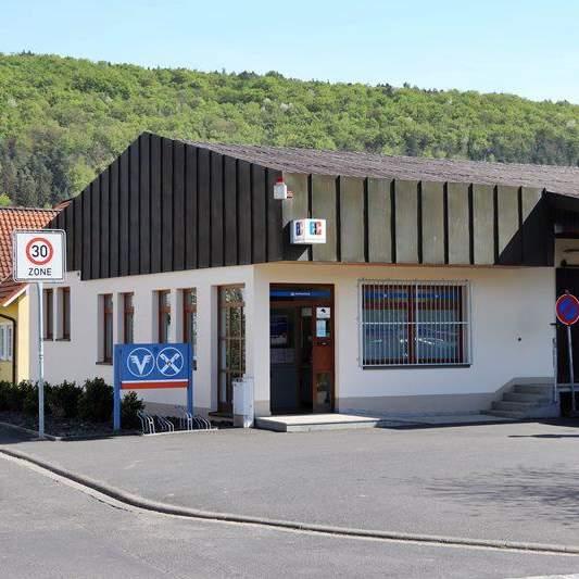 VR-Bank Bad Kissingen - Untererthal - Geld abheben in ...
