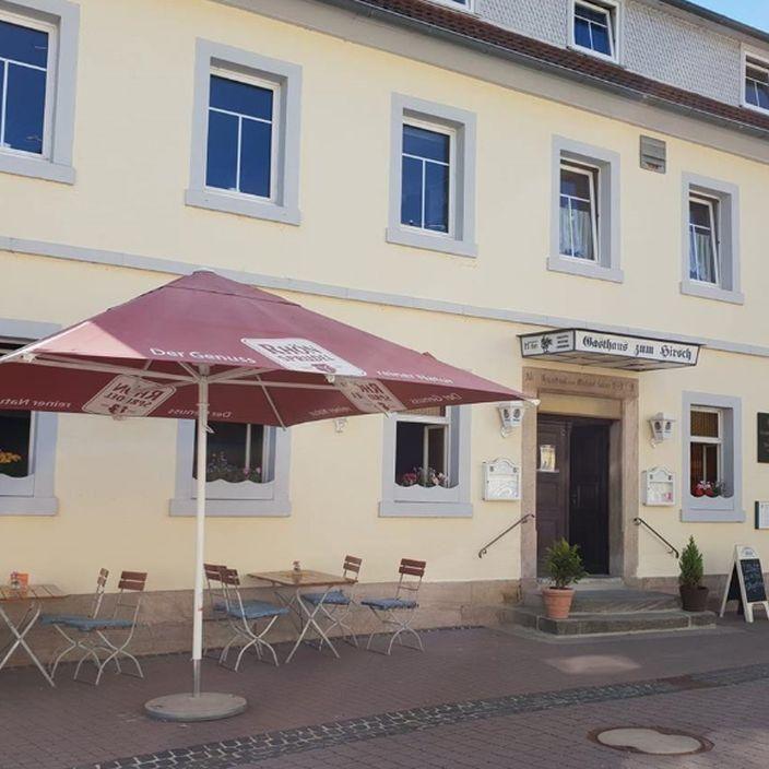 Gasthaus Zum Hirsch Gersfeld