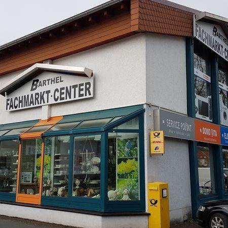 Fachmarkt-Center Barthel – Gersfeld