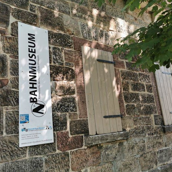 Eisenbahnmuseum Huenfeld 7