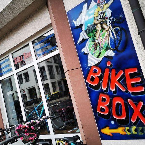 Bike Box – Fulda