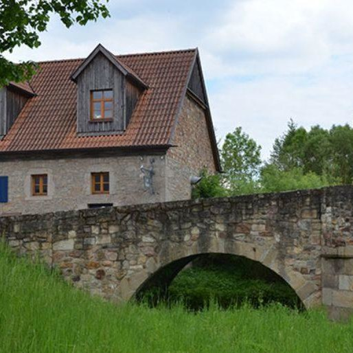 Altes Brauhaus Bastheim 2