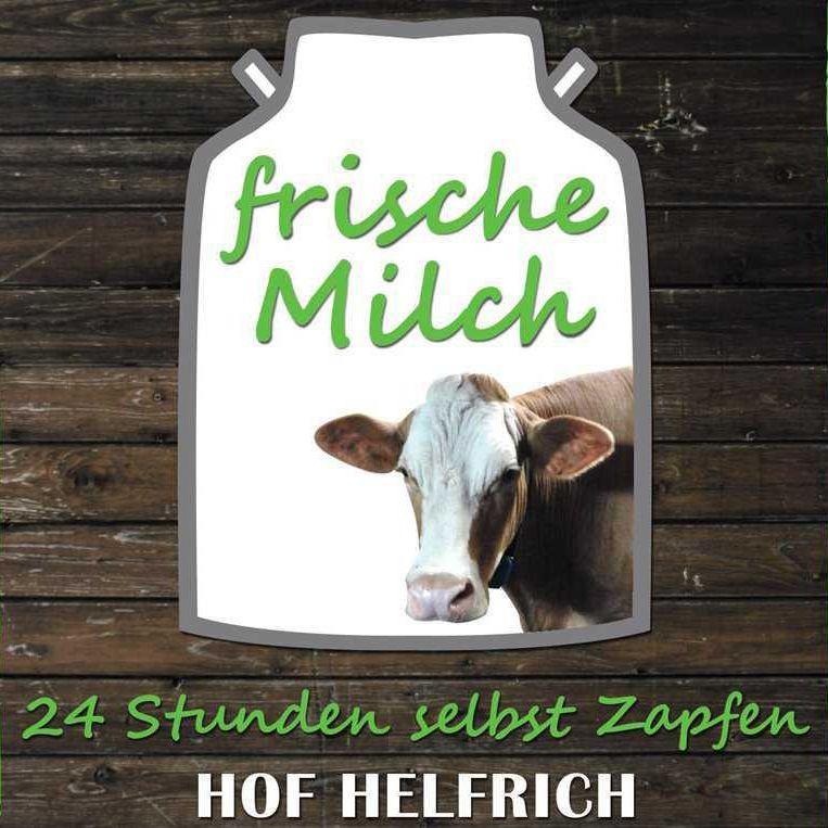 Milchtankstelle Hof Helfrich – Poppenhausen