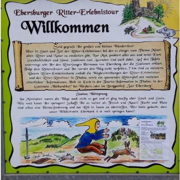 Ritter Erlebnistour Ebersberg 1