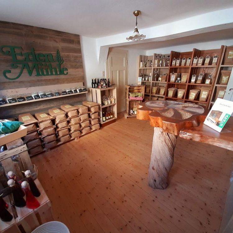 Erlenmühle & Hofladen – Kleinlüder