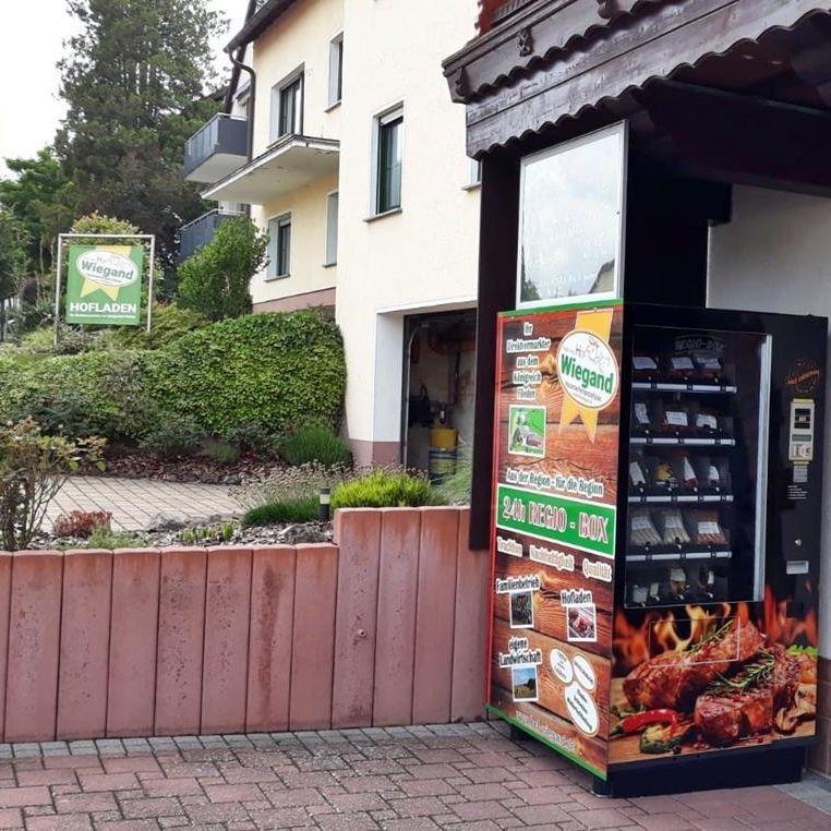 Regio-Box / Lebensmittel – Automat in Flieden