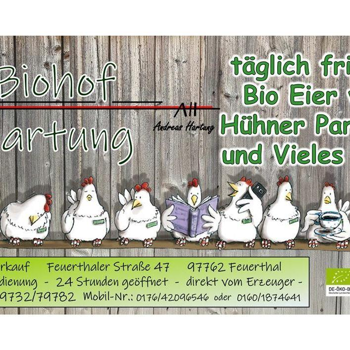 Biohof Hartung – Hammelburg / Feuerthal