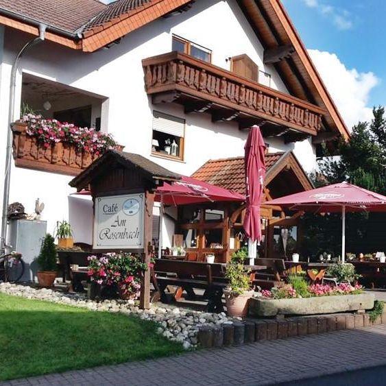 Cafe Rosenbach Eingang