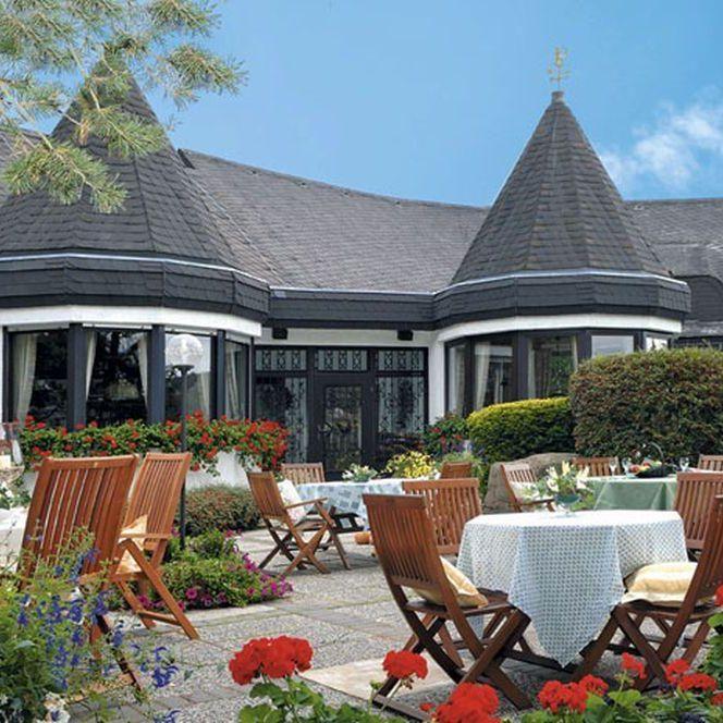 Landhaus Hubertus Restaurant 10