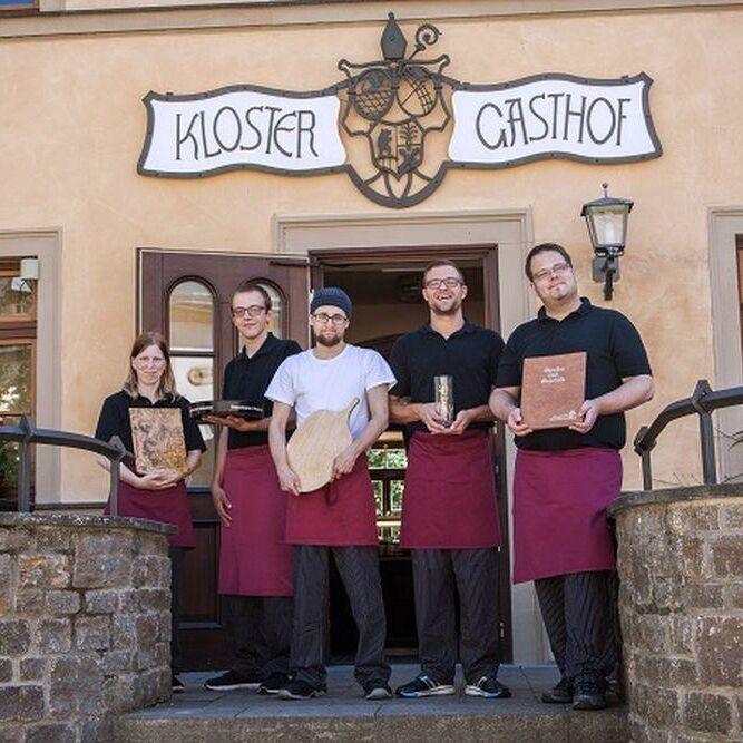 Kloster Maria Bildhausen Restaurant 3