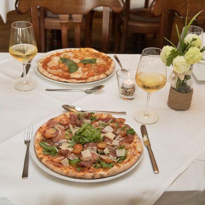 Ristorante Zur Linde Bimbach Pizza