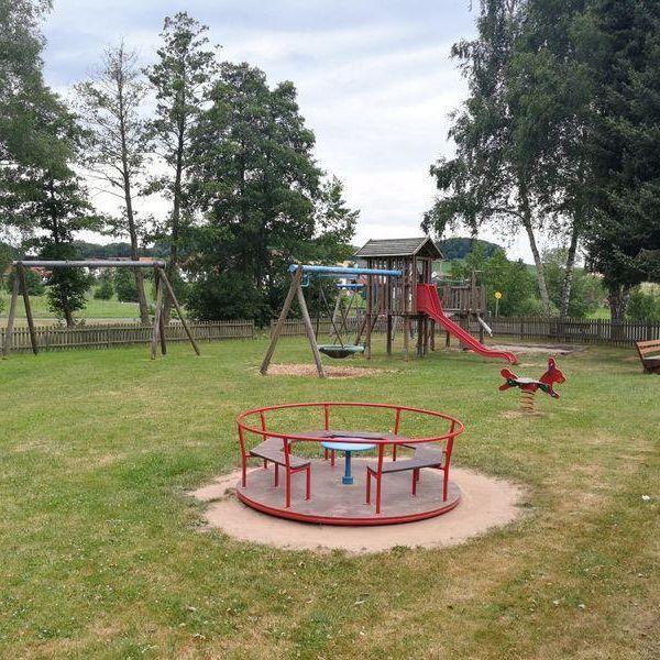 Spielplatz Friesenhausen