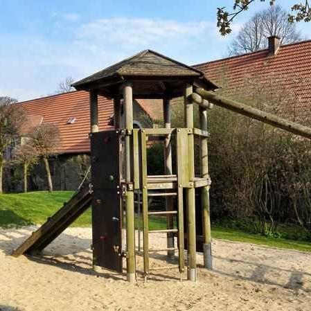 Spielplatz Gersfeld Schlosspark