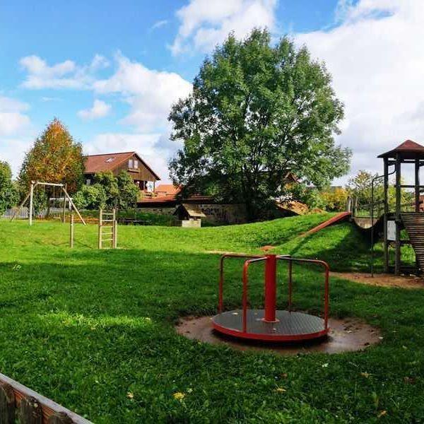 Spielplatz Oberelsbach