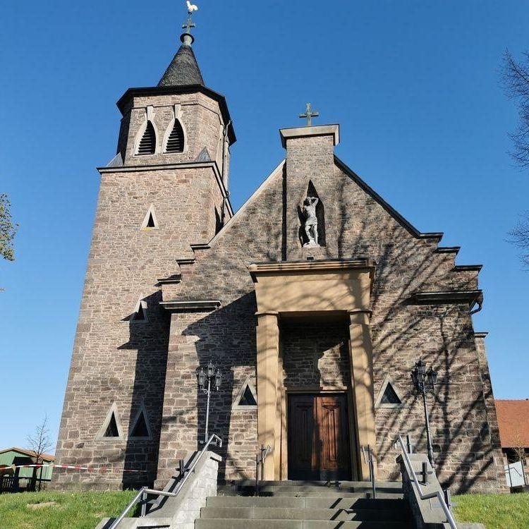 Kirche Traisbach 1