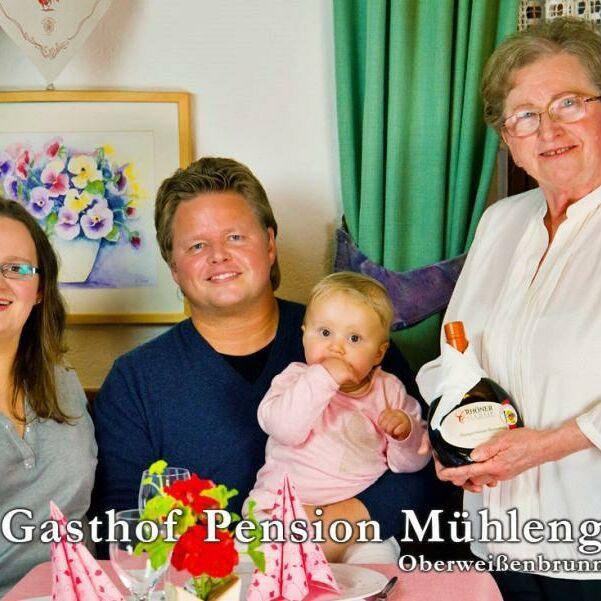Gasthof Pension Muehlengrund 1