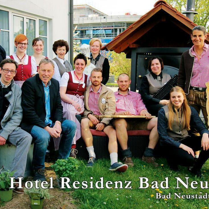 Hotel Residenz Bad Neustadt 1