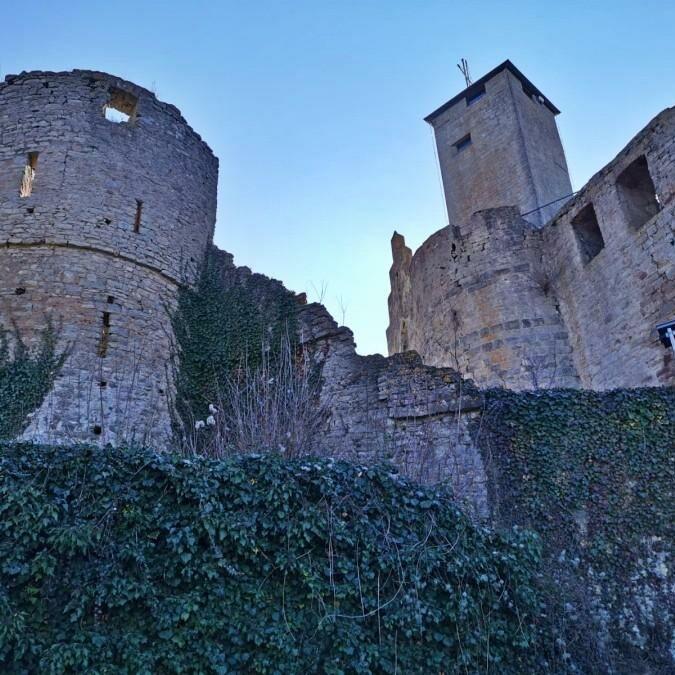 Burgruine Trimburg 3