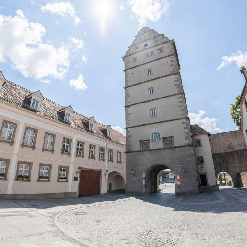 Altes Amtshaus + Hohntor (c)Steffen Schneider Bilderschmiede